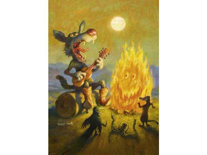 Rudi Hu: Zpívající kojot (Singing Coyote)