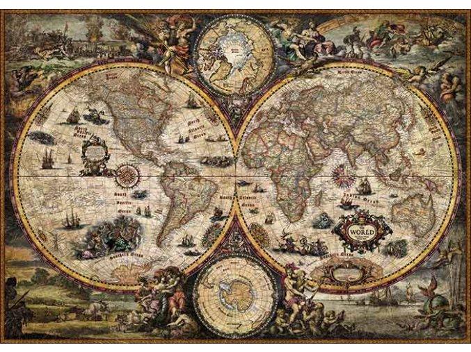 Zigic: Starý svět (Vintage World)