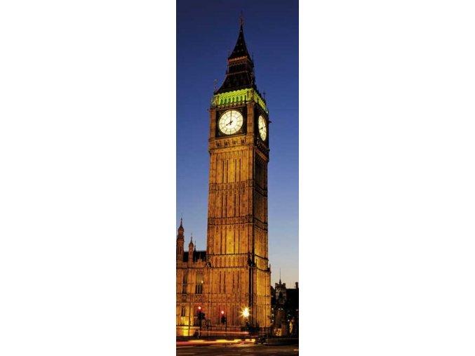 Big Ben - vertikální