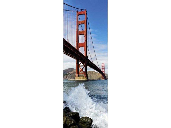 Golden Gate Bridge - vertikální