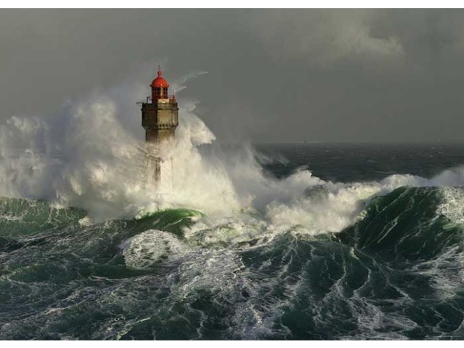 Alexander von Humboldt  - Maják (Lighthouse) La Jument
