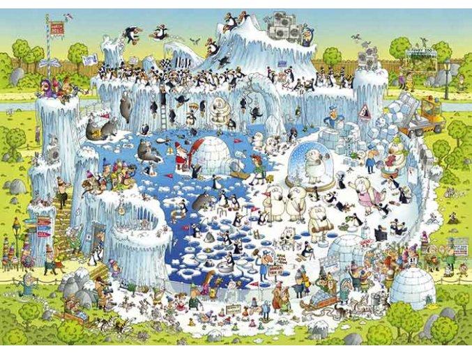 Degano: Polární prostředí (Polar Habitat) - Funky ZOO