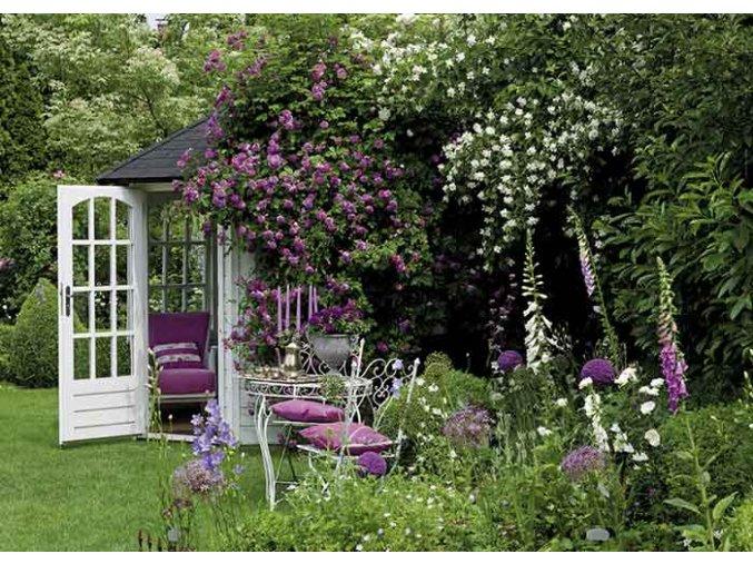 Moje tajná zahrada (My Secret Garden): Pavilion
