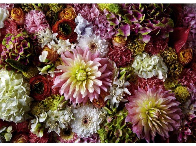 Flower Show: Ležérní Jiřina (Azuma Makoto:Airy Dahlia)