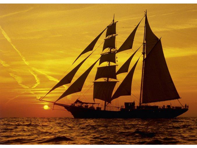 Monno Rienks: Plachtění - Sunlight