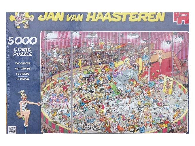 Jan van Haasteren: Circus