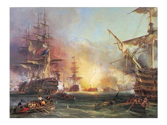 Námořní bitva (Bitva u Alžíru)
