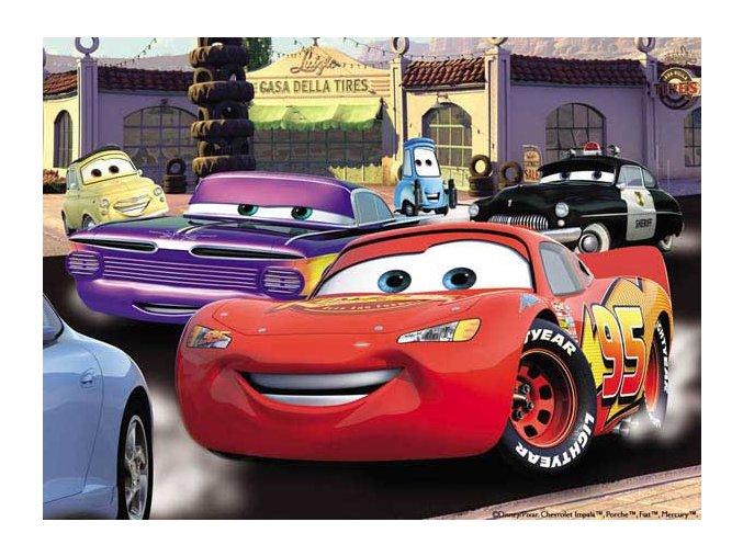 Walt Disney: Cars - Horká kola XXL