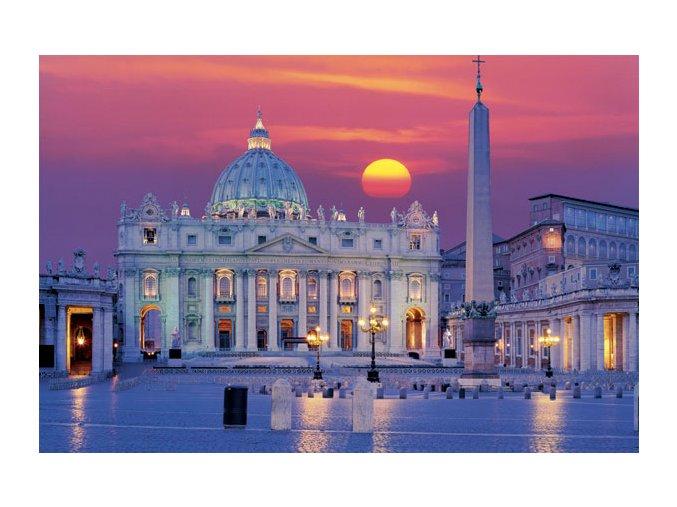 Řím: Katedrála sv. Petra