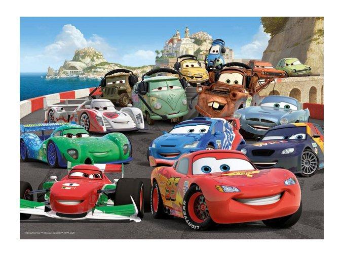Walt Disney: Cars 2 - Závody (Explosive racing)