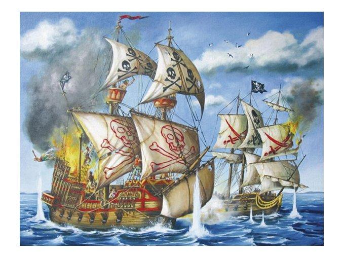 Pirátská loď - XXL