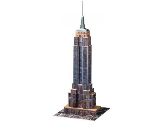 Empire State Building 3D - 216 dílků