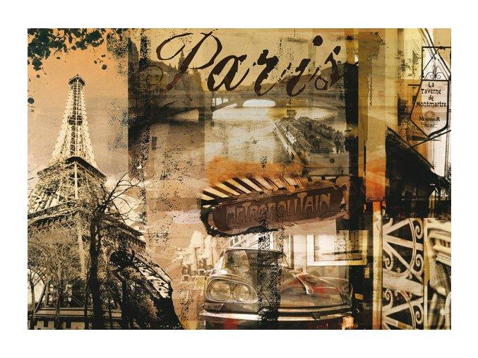 Nostalgická Paříž