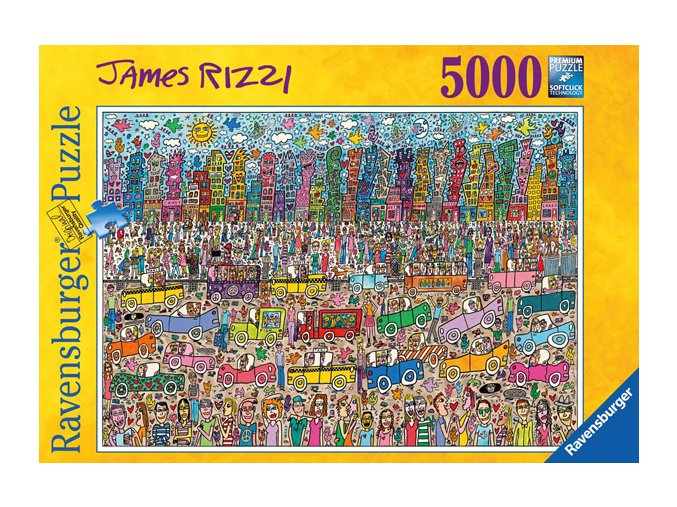 James Rizzy: City