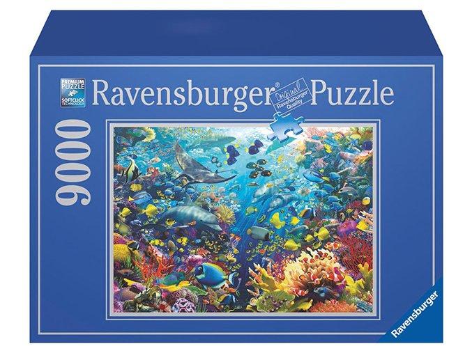 David Penfound: Podmořský ráj (Underwater Paradise)