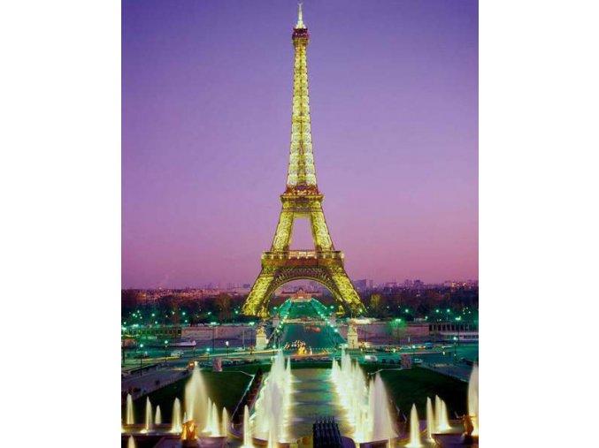 Paříž - Eiffelovka - HQC