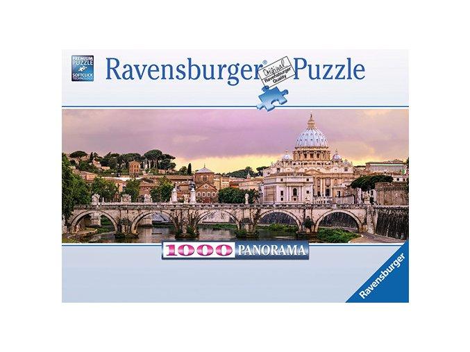 Řím - panorama