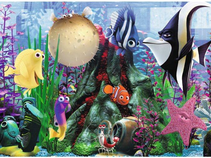 Walt Disney Pixar: Pod vodou