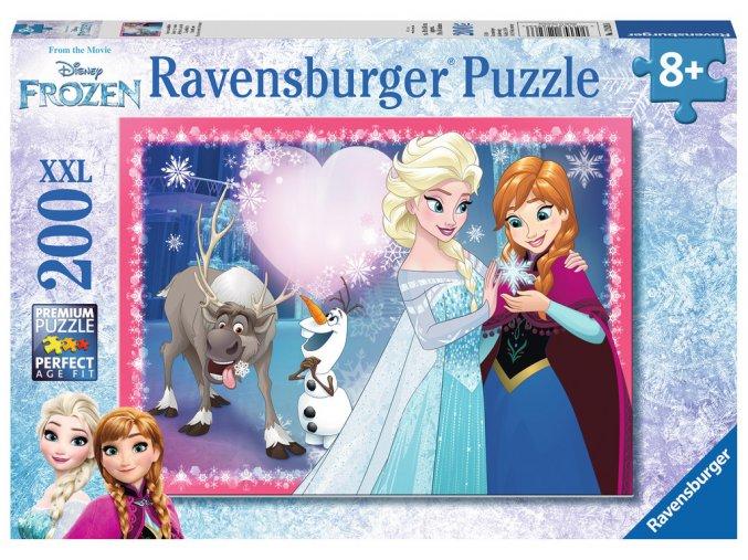 Walt Disney - Frozen: Sesterská láska - XXL