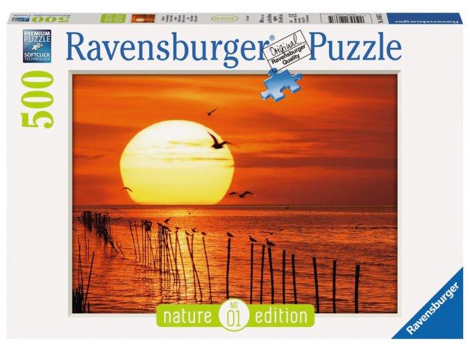 Nature edition: Západ Slunce