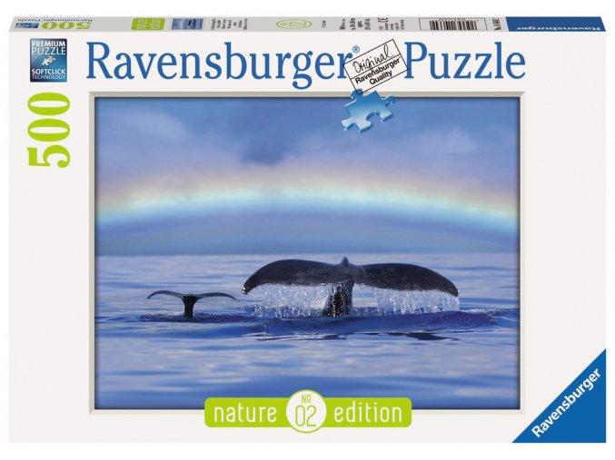 Nature edition: Modrý obzor