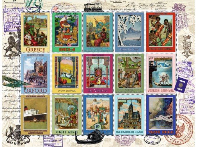 Prázdninové známky