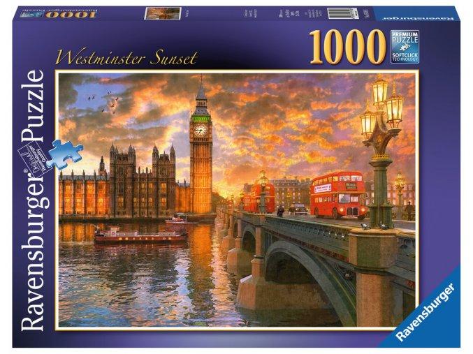 Westminsterský soumrak