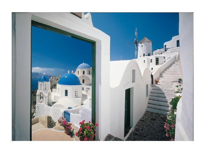 Řecko Santorini - HQC