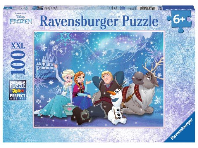 Walt Disney: Frozen - Kouzlo ledu