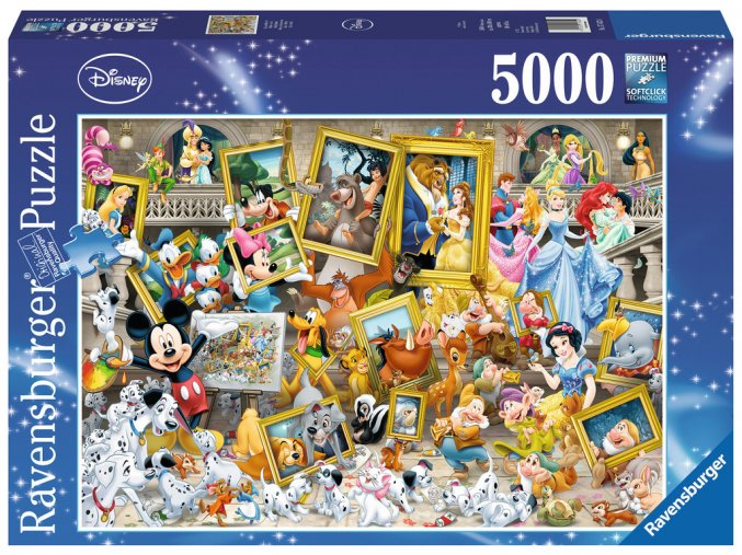 Walt Disney: Umění