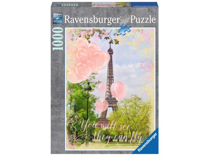 Eiffelova věž snů