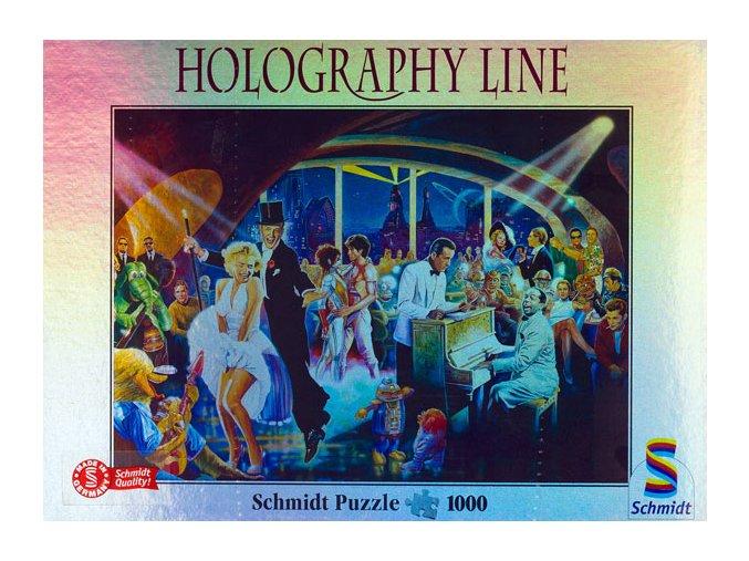 Absolutně skvělá show - Holography line