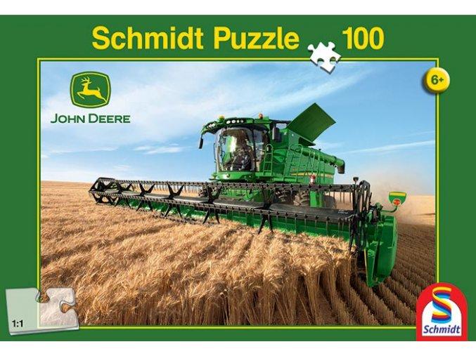 John Deere - Kombajn Harvester S690