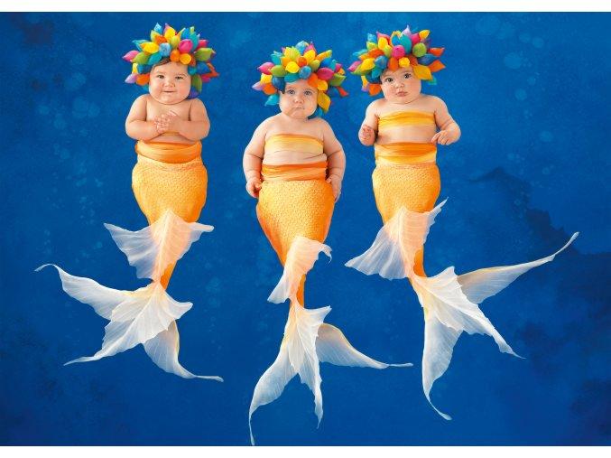 Anne Geddes: Mořské panny