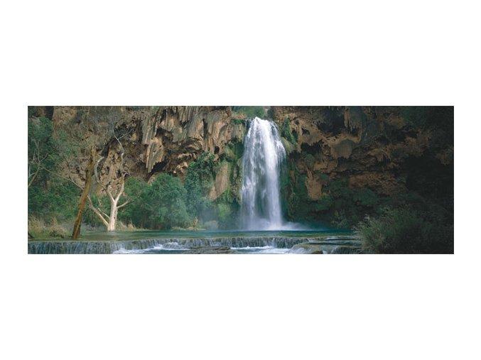 Vodopád v Arizoně - panorama