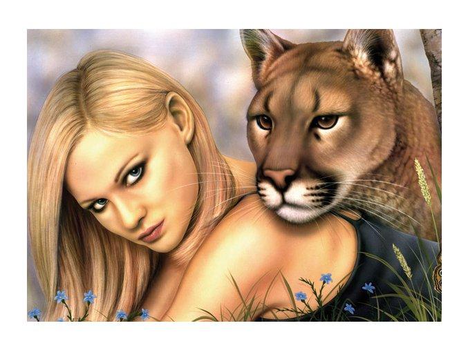 Kráska s pumou