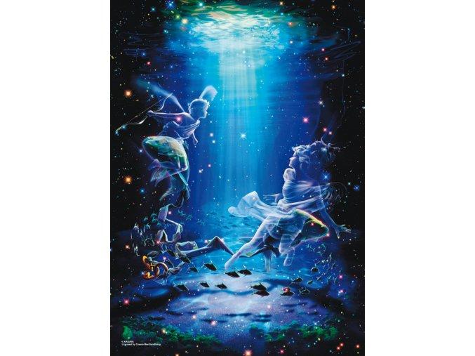 Kagaya: Zvěrokruh - Ryby/Pisces (21.2. - 20.3.)