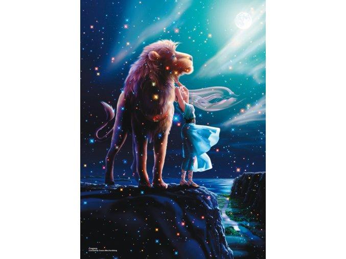 Kagaya: Zvěrokruh - Lev/Leo (23.7. - 22.8.)