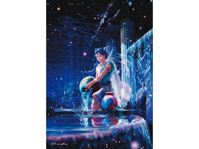 Kagaya: Zvěrokruh - Vodnář/Aquarius (21.1. - 20.2.)