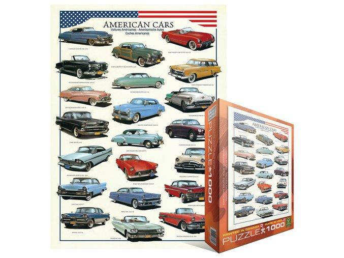 Americká auta (American cars)