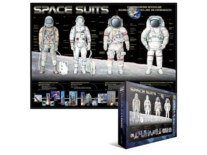 Kosmické skafandry (Space Suits)