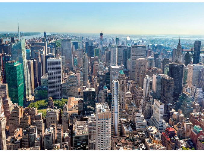 Virtuální realita: New York