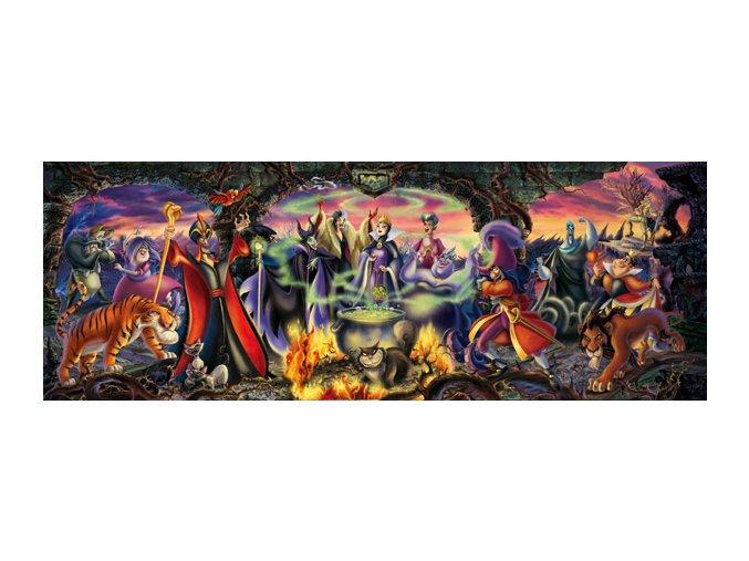 Walt Disney: Darebáci (Villains) - panorama