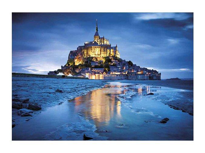 Le Mont-Saint-Michel, Francie