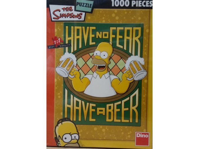 The Simpsons: Have no Fear, Have a Beer