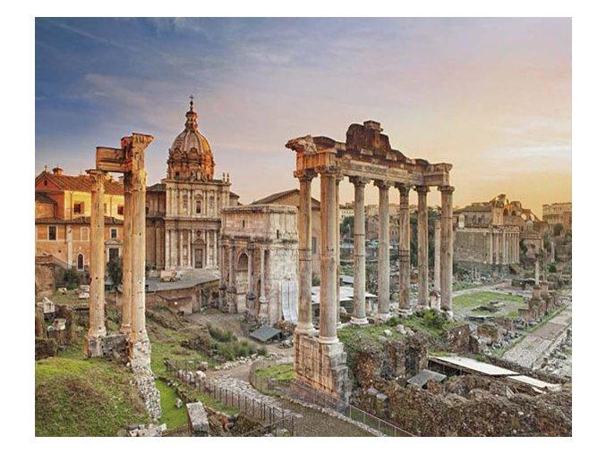 Řím - Římské náměstí (Forum Romanum) - HQC