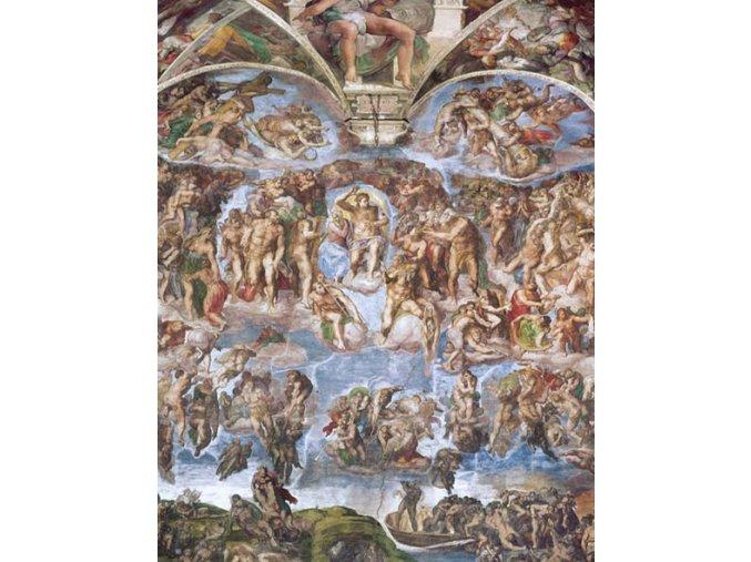 Michelangelo: Poslední soud