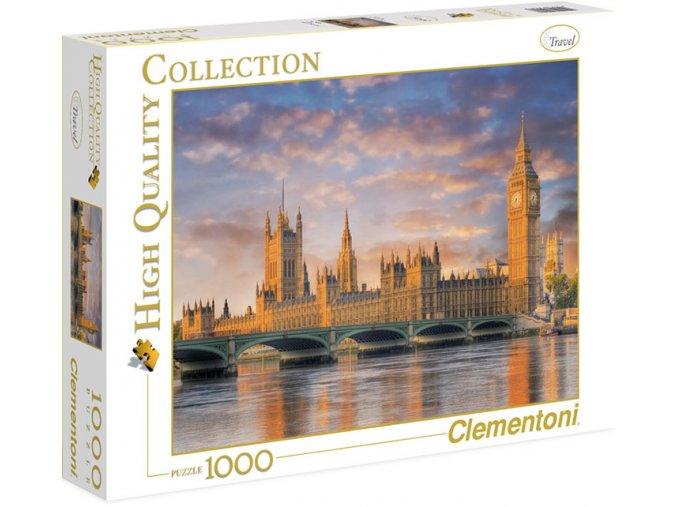 Londýn: Westminsterský palác - HQC