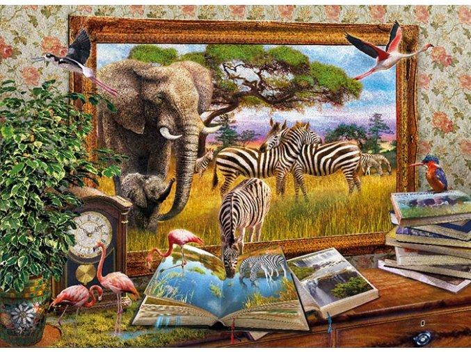 Jan Patrik Krásný: Oživlé obrazy - Afrika (Come to Life)