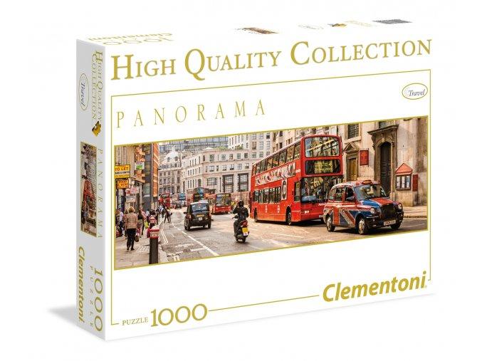 Londýn - autobus - panorama - HQC